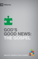 God's Good News: The Gospel - eBook