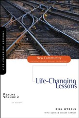 Psalms, Volume 2: Life-Changing Lessons