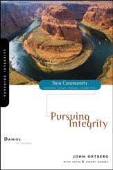 Daniel: Pursuing Integrity  - Slightly Imperfect