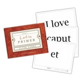 Latin Primer #1 Flash Cards, 3rd Edition