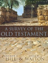 A Survey of the Old Testament, Expanded and Redesigned - Slightly Imperfect
