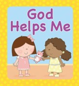 God Helps Me Boardbook - Slightly Imperfect