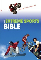 Extreme Sports Bible, NIV / Special edition - eBook