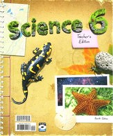 BJU Science Teacher's Edition Grade 6, 4th Edition