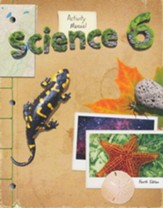 Science 6 Student Activity Manual, 4th Edition