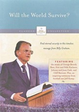 The Billy Graham Classic Collection: Will the World Survive? DVD