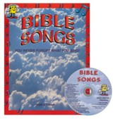 Audio Memory Bible Songs CD &  Workbook Set