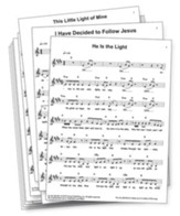 Sing & Play Rock Vocal Lead Sheets With Chords Download (10 songs) - PDF Download [Download]
