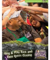 Downloadable Sing & Play Rock and Cave Quest Closing Leader Manual - PDF Download [Download]
