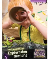 Downloadable Preschool Exploration Stations Leader Manual - PDF Download [Download]