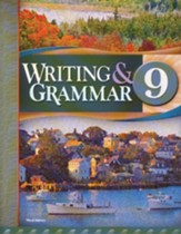 BJU Press English Student Text Grade  9, Third Edition (Updated Copyright)