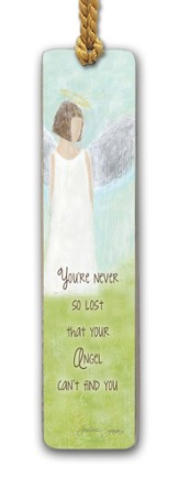 You're Never So Lost Bookmark