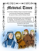 Medieval Times Gr. 4 - PDF Download [Download]