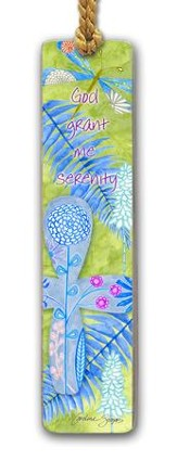 God Grant Me the Serenity Bookmark