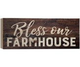 Bless Our Farmhouse, Barnhouse Box Decor