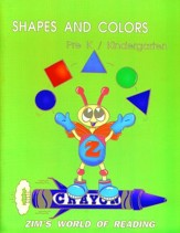 ZIM'S WORLD OF READING: SHAPES & COLORS: Zim's World of Reading Series - PDF Download [Download]
