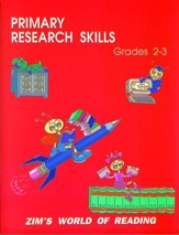 ZIM'S WORLD OF READING: PRIMARY RESEARCH SKILLS: Zim's World of Reading Series - PDF Download [Download]