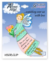 You Are More Precious Than Words Can Say, Angel Visor Clip