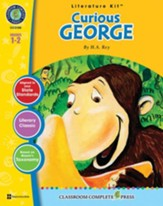 Curious George - Literature Kit Gr. 1-2 - PDF Download [Download]