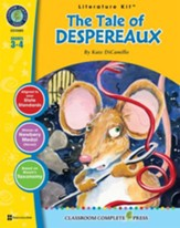 The Tale of Despereaux - Literature Kit Gr. 3-4 - PDF Download [Download]