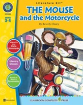 The Mouse and the Motorcycle - Literature Kit Gr. 3-4 - PDF Download [Download]