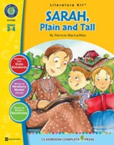 Sarah, Plain and Tall - Literature Kit Gr. 3-4 - PDF Download [Download]