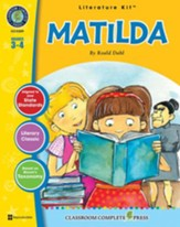 Matilda - Literature Kit Gr. 3-4 - PDF Download [Download]