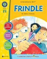 Frindle - Literature Kit Gr. 3-4 - PDF Download [Download]