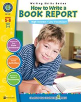 How to Write a Book Report Gr. 5-8 - PDF Download [Download]