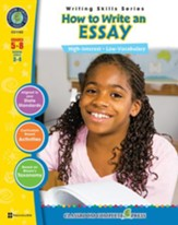 How to Write an Essay Gr. 5-8 - PDF Download [Download]