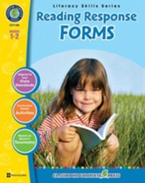 Reading Response Forms Gr. 1-2 - PDF Download [Download]
