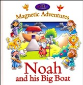 Noah and His Big Boat-Magnetic Adventures