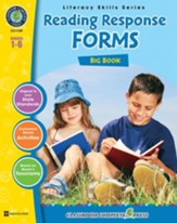 Reading Response Forms Big Book Gr. 1-6 - PDF Download [Download]