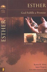 Esther: God Fulfills a Promise - eBook