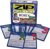 Zip Around Money Cards