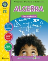 Algebra - Task Sheets Gr. 3-5 - PDF  Download [Download]