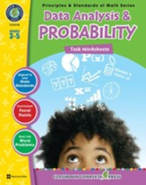 Data Analysis & Probability - Task  Sheets Gr. 3-5 - PDF Download [Download]
