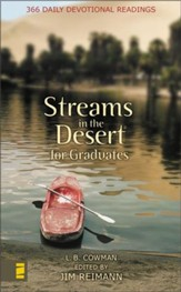 Streams in the Desert for Graduates: 366 Daily Devotional  Readings