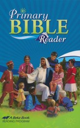 Abeka Primary Bible Reader Grade 1  (New Edition)