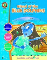 Island of the Blue Dolphins - Literature Kit Gr. 5-6 - PDF Download [Download]