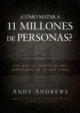 ¿Cómo Matar a 11 Millones de Personas? eLibro  (How Do You Kill 11 Million People? eBook)