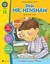 Dear Mr. Henshaw - Literature Kit Gr. 5-6 - PDF Download [Download]