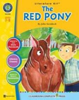 The Red Pony - Literature Kit Gr. 7-8 - PDF Download [Download]