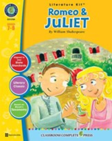 Romeo & Juliet - Literature Kit Gr.  7-8 - PDF Download [Download]