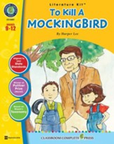 To Kill A Mockingbird - Literature Kit Gr. 9-12 - PDF Download [Download]