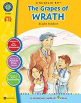 The Grapes of Wrath - Literature Kit  Gr. 9-12 - PDF Download [Download]