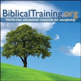 New Testament Introduction: A Biblical Training Class (on MP3 CD)