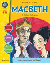 Macbeth - Literature Kit Gr. 9-12 -  PDF Download [Download]