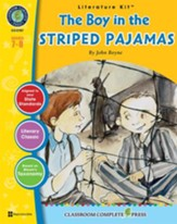 The Boy in the Striped Pajamas - Literature Kit Gr. 7-8 - PDF Download [Download]