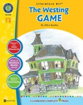 The Westing Game - Literature Kit Gr. 7-8 - PDF Download [Download]